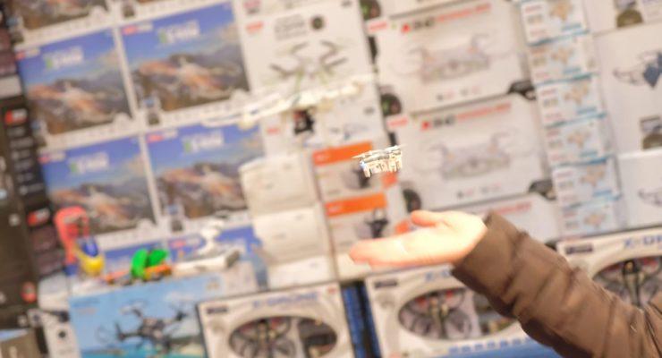A Verona gare di mini-droni e tanto altro!