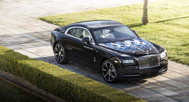 Rolls-Royce incontra le leggende del rock britannico