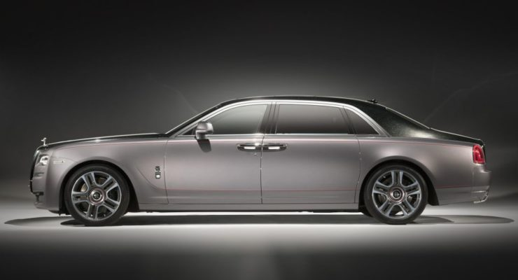Rolls-Royce porta l'Eleganza al Salone di Ginevra 2017
