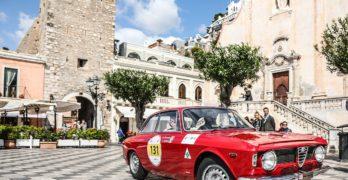 Targa Florio 2017: da Taormina a Cefalù
