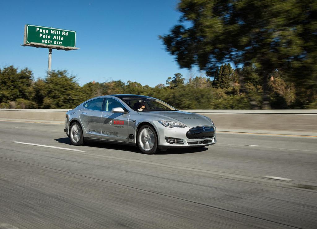 Bosch e Daimler insieme per la guida autonoma di livello 5