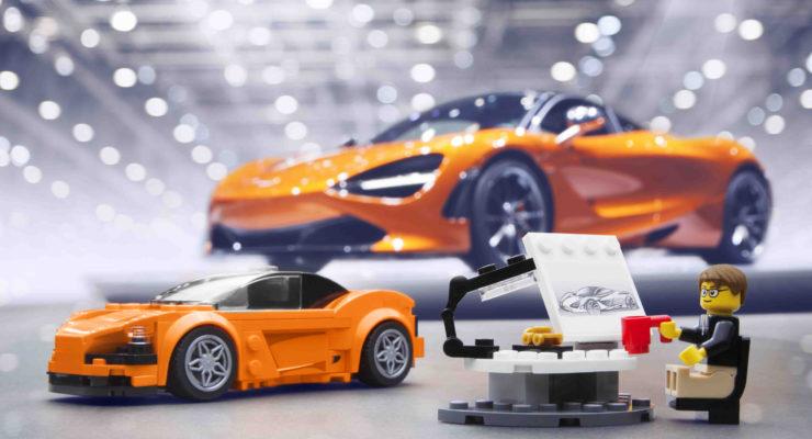 La nuova McLaren 720S piace ai giovani appassionati di Supercar