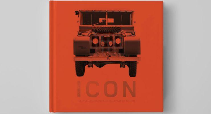 Land Rover presenta l'unico libro ufficiale sul Defender