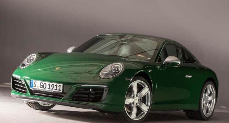 """Porsche 911 Carrera S """"Irish Green"""": da Zuffenhausen il milionesimo esemplare"""