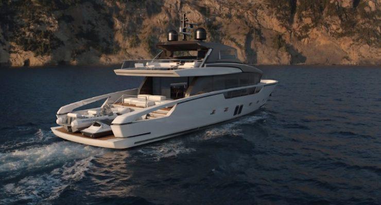 Sanlorenzo SX88: nuovo motoryacht di 27 metri
