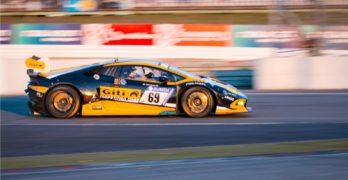 Dörr Motorsport e Giti Tire: secondo posto alla 24ore di Nürburgring