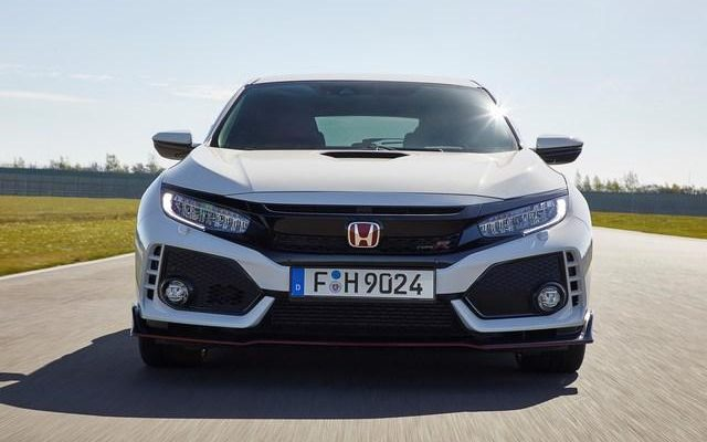Nuova Honda Civic Type R