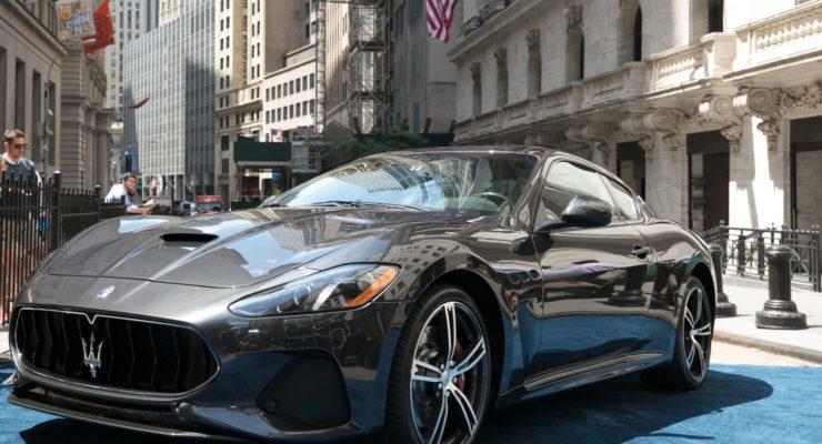 Maserati GranTurismo Sport Sport ed MC MY2018