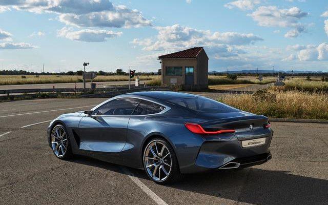 Torna la BMW Serie 8