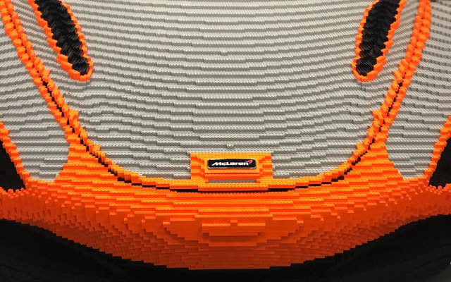 Una McLaren 720S speciale a Goodwood!