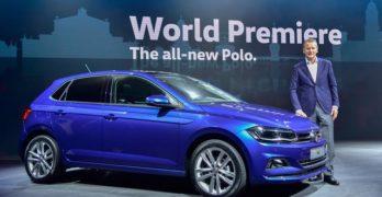 Ecco la nuova Polo 2018