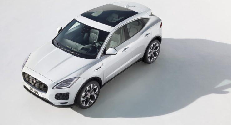 E-Pace: SUV premium in formato compatto firmato Jaguar
