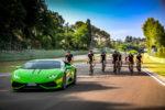 Training Piloti Lamborghini: dai test con la Huracán ai valori del Marchio