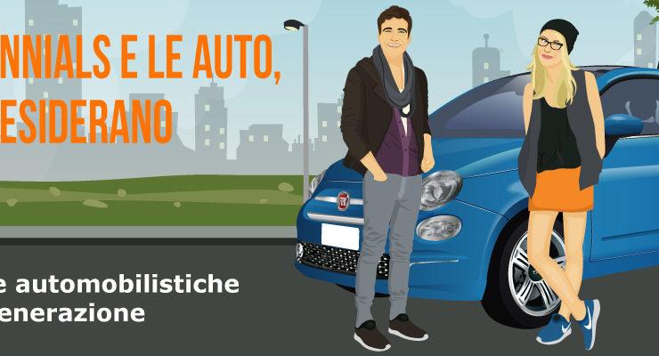 Millennials e auto, propensione all'acquisto e caratteristiche più ricercate per AutoScout24