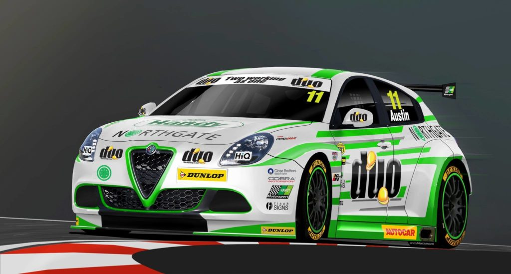 Alfa Romeo Giulietta Btcc Il Ritorno Nelle Competizioni