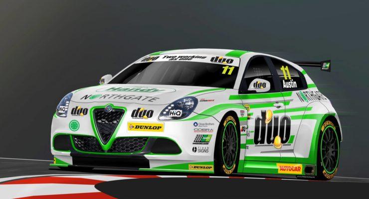 Alfa Romeo Giulietta BTCC: il ritorno nelle competizioni
