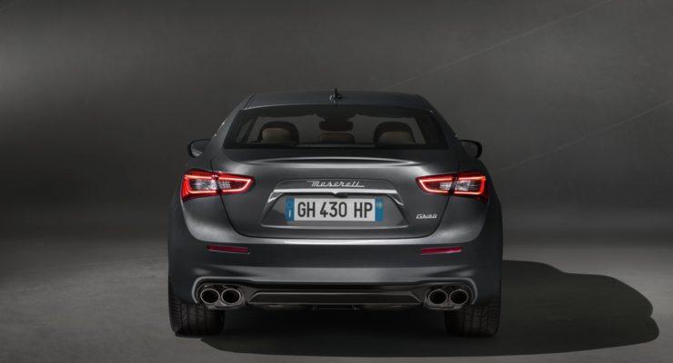 Ghibli GranLusso: aggiornamento per la berlina Maserati