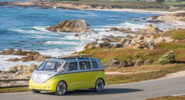 """Torna il Transporter T1 """"Bulli"""": sarà elettrico e a guida autonoma"""