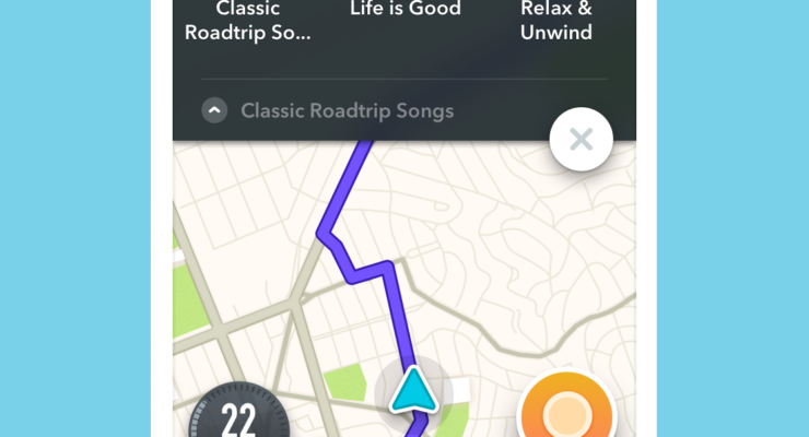 Come integrare Waze e Spotify
