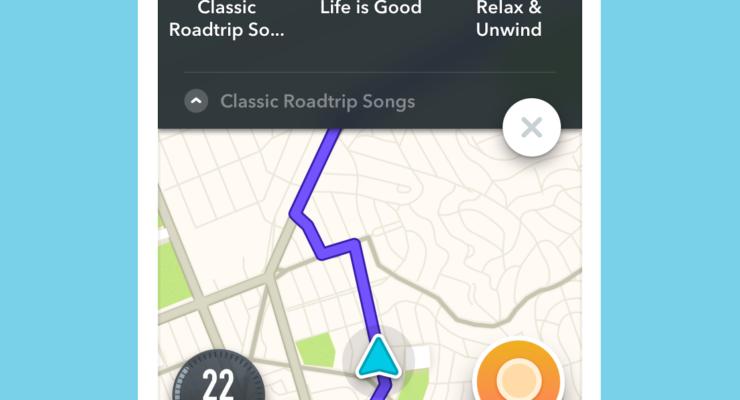 Come integrare Waze e Spotify