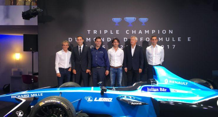 Acronis e Renault Sport Racing: partnership tecnologica nella protezione dei dati