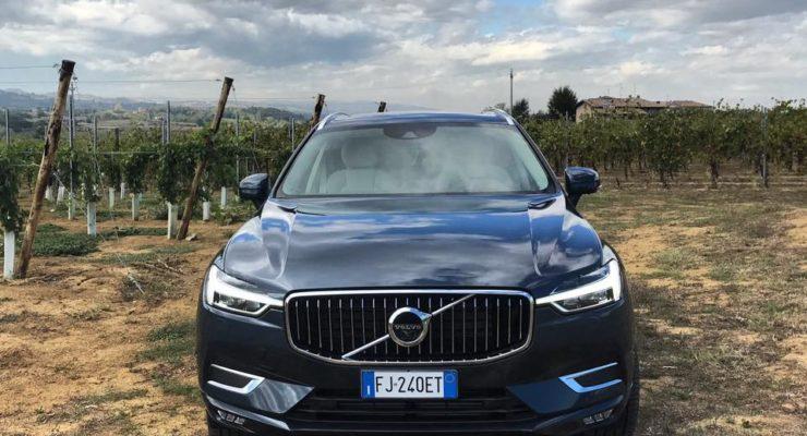 Nuova Volvo XC60: il test-drive sui colli bolognesi