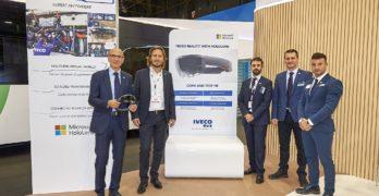 Manutenzione da remoto grazie a IVECO e Microsoft