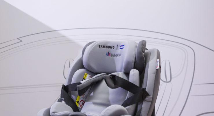 BebèCare per la sicurezza del bambino in auto