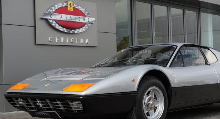 Officina Autorizzata Ferrari Classiche