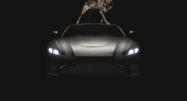 Le foto di Rankin per la nuova Aston Martin Vantage