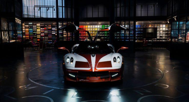 Pagani Huayra Lampo: le immagini della hypercar firmata Garage Italia Customs
