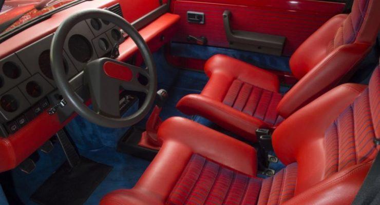 La Renault 5 Turbo di Enzo Ferrari