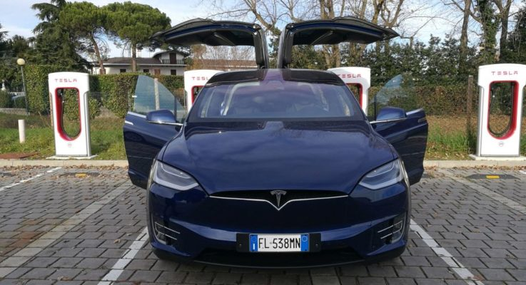 Le reti Supercharger e Destination Charging raggiungono importanti traguardi in Italia