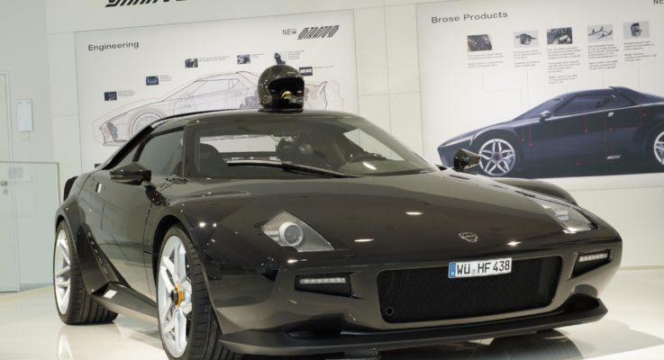 Torna la Lancia Stratos in edizione limitata, ecco le immagini dal vivo
