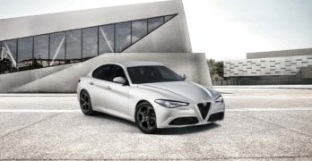 Alfa Romeo Giulia in veste Tech Edition !