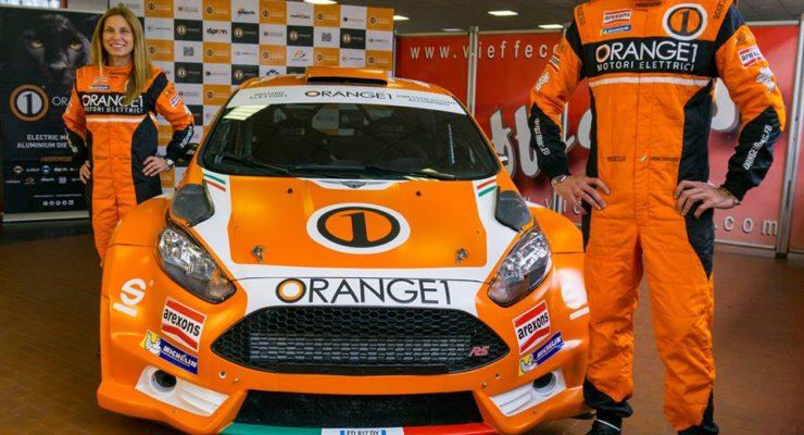 I prodotti Arexons Car Care nel mondo del Rally con Orange 1