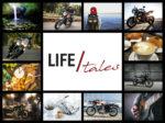 La passione per la motocicletta dei più noti volti del nostro Paese