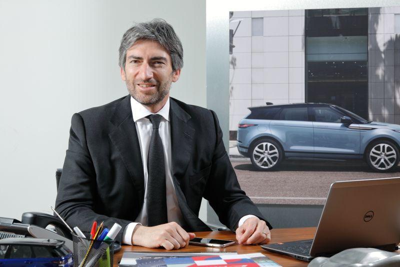 Fabio Romano Nominato Direttore Generale Marketing E Pr Di Jaguar