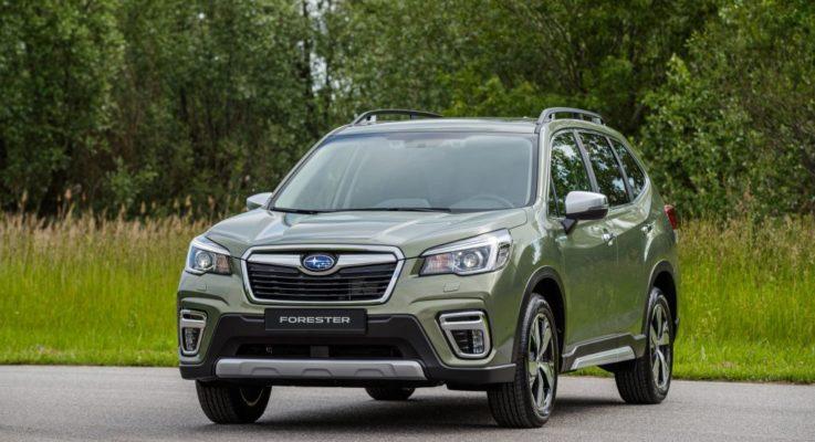Forester e-Boxer: il primo SUV ibrido Subaru da 35.000 Euro
