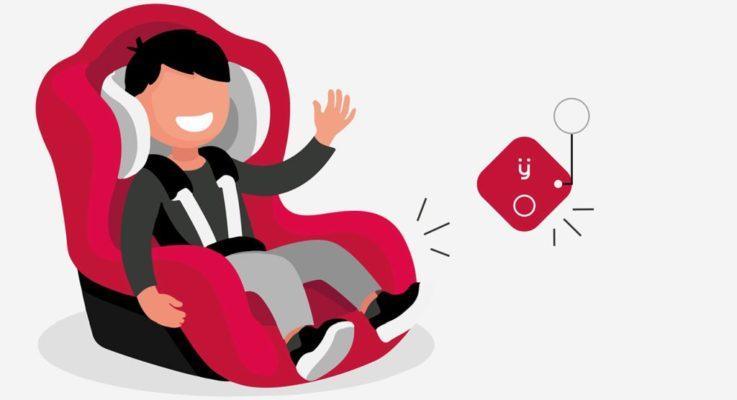 MyMi: sicurezza bambini in auto e dispositivi anti abbandono. Da marzo 2020 scattano le multe.